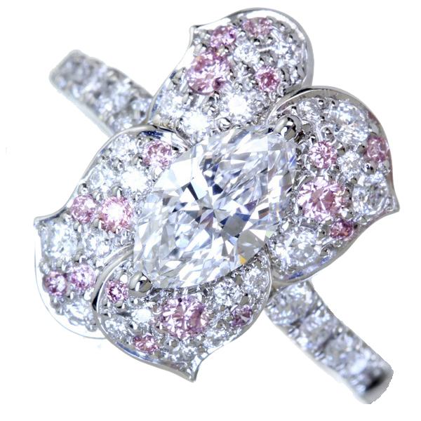 マーキスダイヤ&ピンクダイヤ