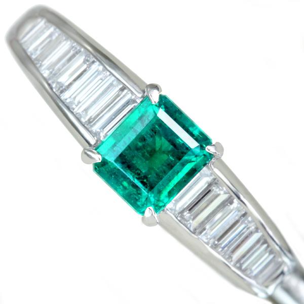K18PG 0.27ct ビビットカラーダイヤモンド エタニティリング