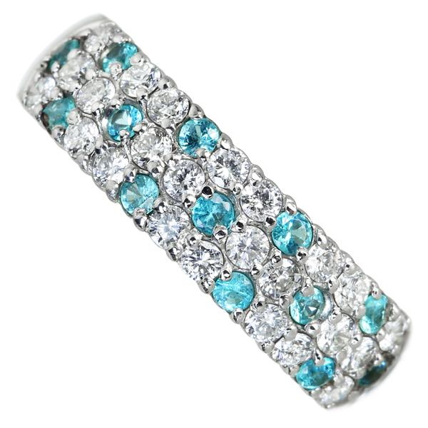【日替わり大特価】K18WG 0.07ct ピンクダイヤモンド リング 0.2ctダイヤモンド