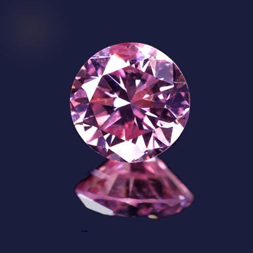 0.33ct fancy intense pink ピンクダイヤモンド