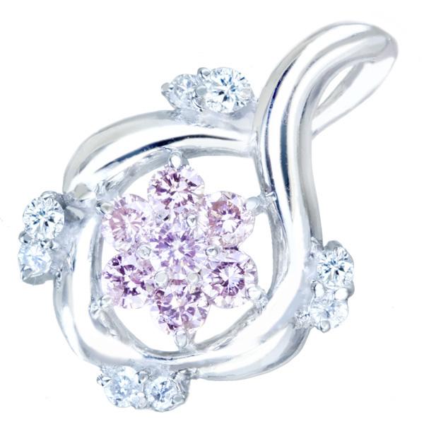 ジュエリー通販ジュエルプラネット ピンクダイヤモンド 天然ピンクダイヤ ナチュラルピンク ファンシーピンク