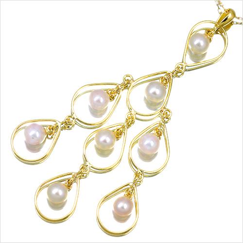 ジュエリー通販ジュエルプラネットアコヤ真珠ネックレス
