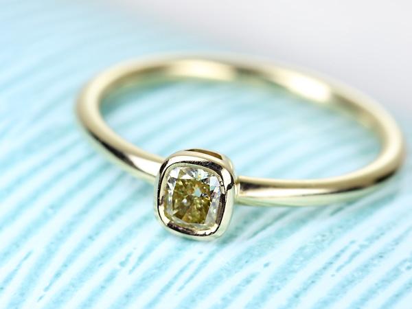 newest collection 3cb18 efc51 販売代行】Tiffany ティファニー イエローダイヤモンドリング ...