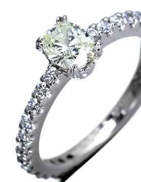 ジュエリー通販ジュエルプラネットダイヤモンドリング